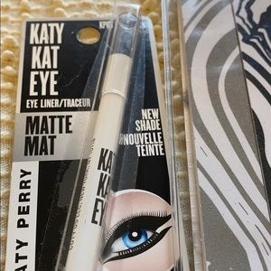 Nail file set/eyeliner black 2/$10